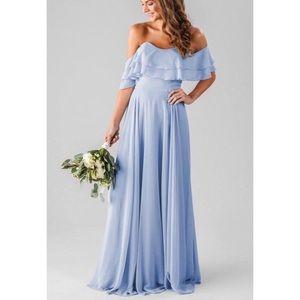 Kennedy Blue 'Allison' Bridesmaid Dress